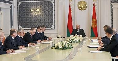 Александр Лукашенко собрал совещание по актуальным вопросам топливно-энергетического комплекса