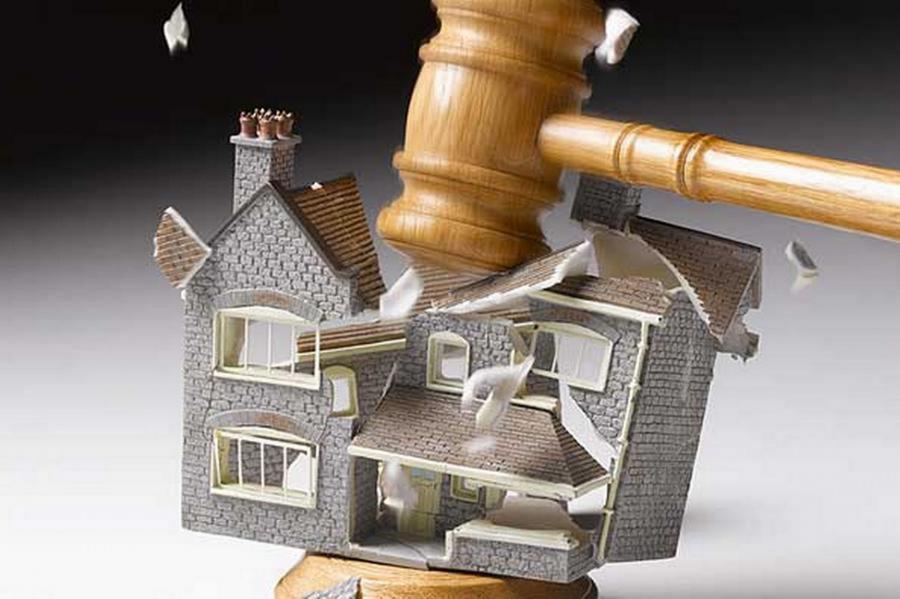 Узаконить самовольное строительство дома 4 сотки