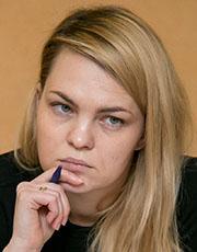 Ольга Топорикова