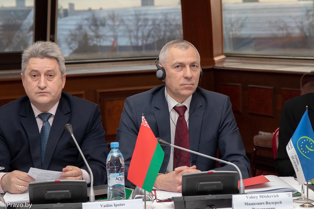 Вадим Ипатов, Валерий Мицкевич