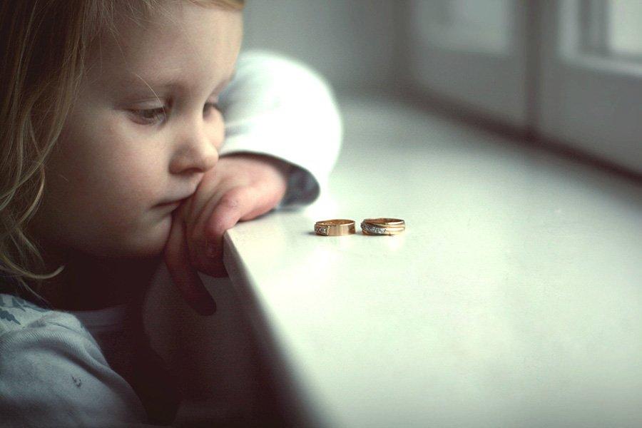 спор о детях после развода