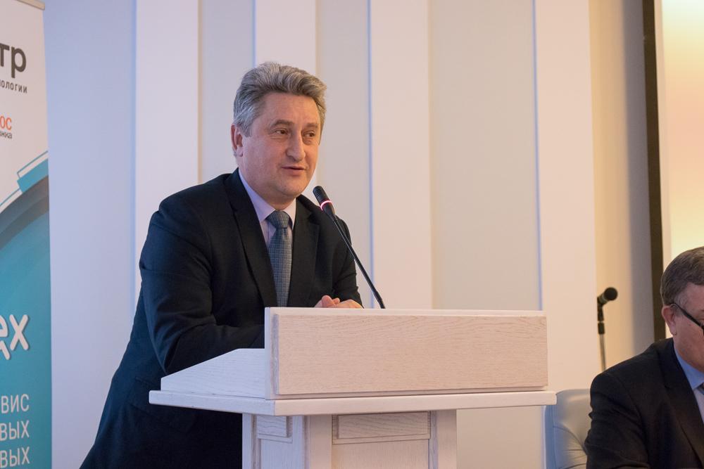 Вадим Ипатов, директор Национального центра законодательства и правовых исследований