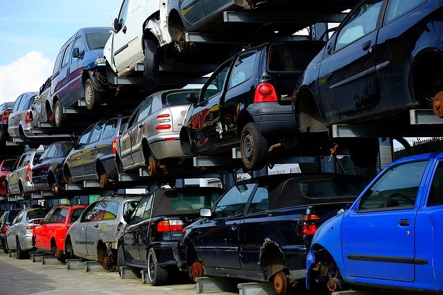 Утилизация транспортных средств
