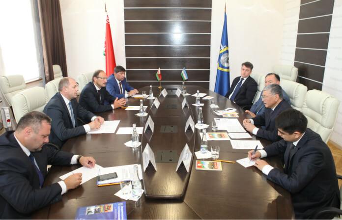 Председатель Следственного комитета обсудил вопросы укрепления двустороннего взаимодействия с Генеральным прокурором Узбекистана