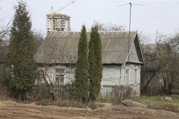 Стары дом