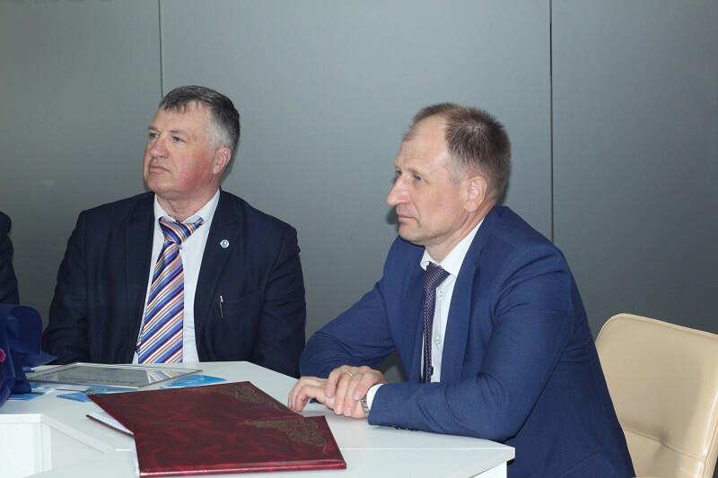 Отделение Кафедры ЮНЕСКО по информационным технологиям и праву НЦПИ открыто в Витебском госуниверситете
