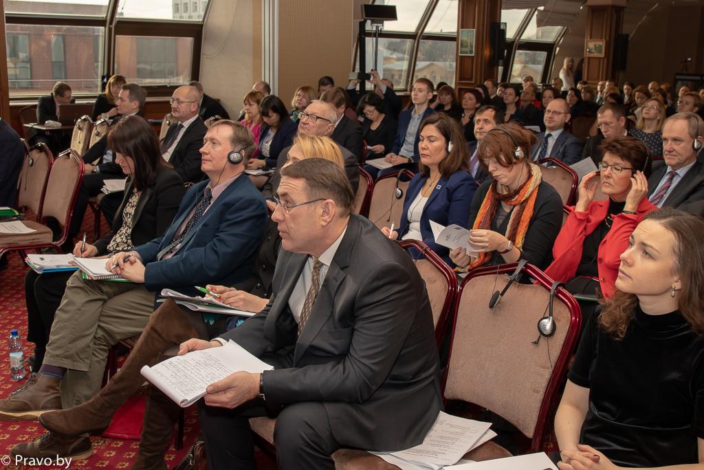 Республиканский семинар, посвященный новому Закону «О нормативных правовых актах»