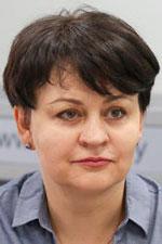 Наталья ПОДГОРНАЯ