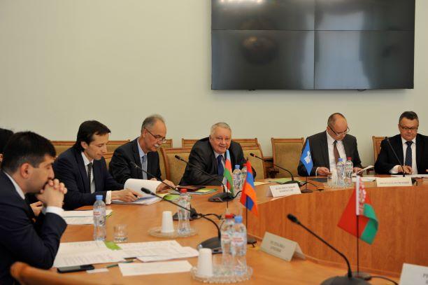 Восемнадцатое заседание Консультативного совета по поддержке и развитию малого предпринимательства в государствах – участниках СНГ