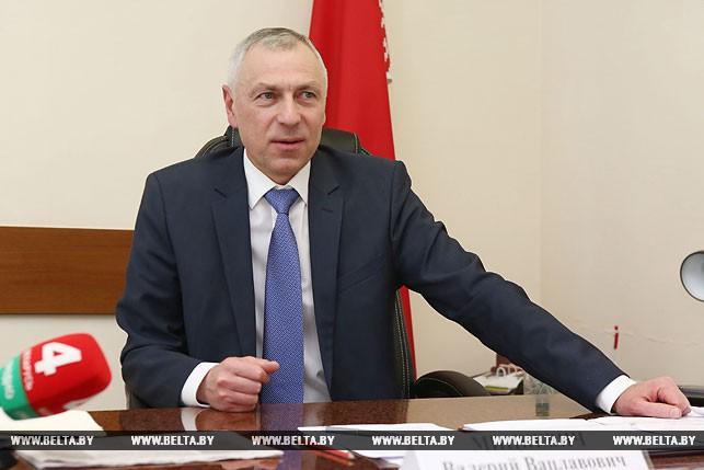 Валерий Мицкевич, Заместитель Главы Администрации Президента